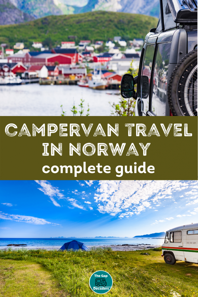 Campervanning in Norway guide