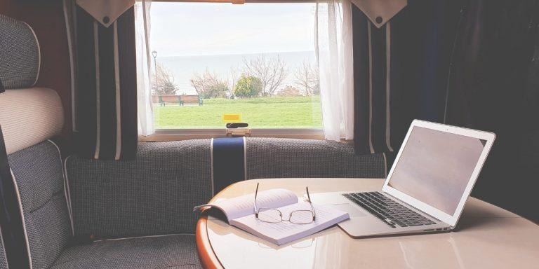 caravan and motorhome wifi 4g