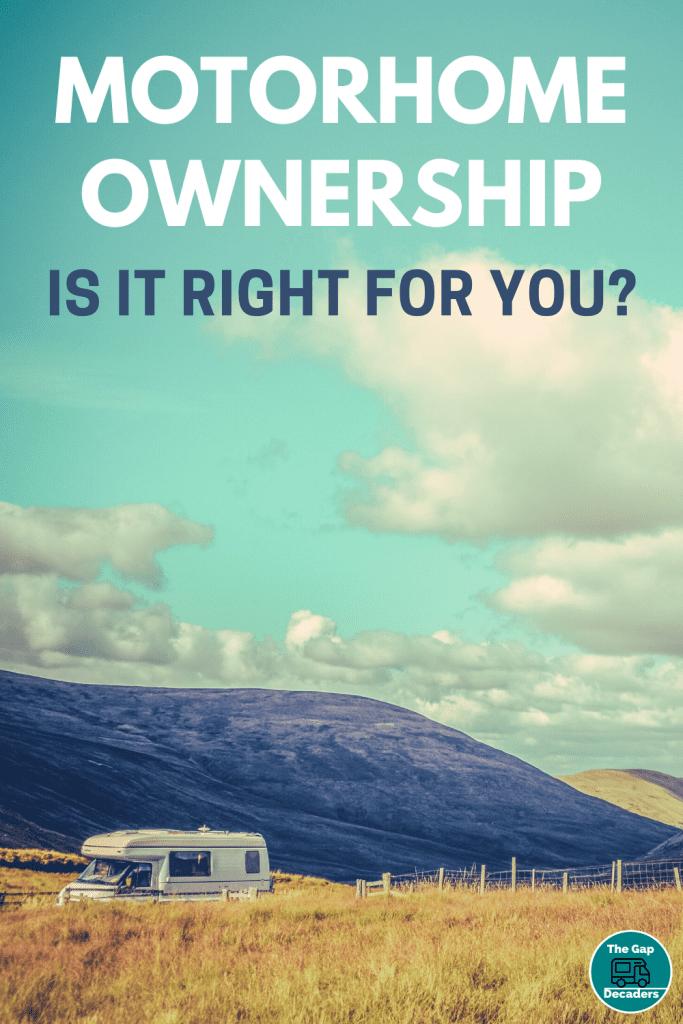 Motorhome ownership