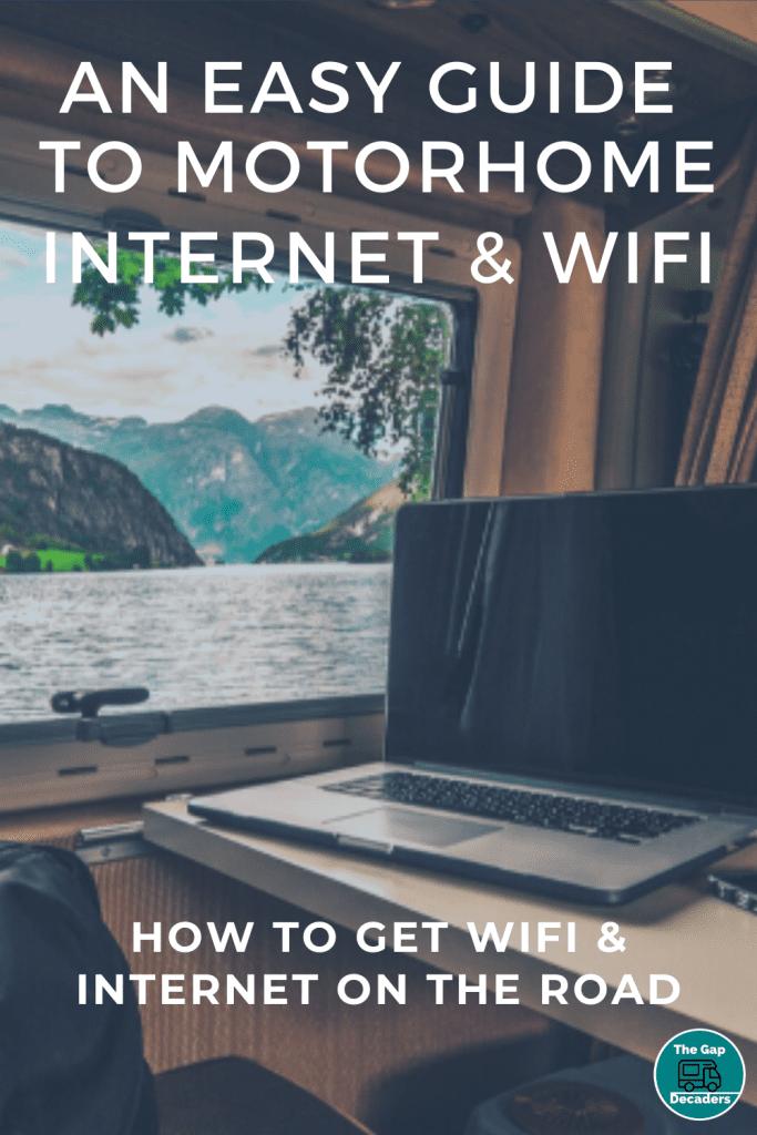An Easy Guide to Motorhome Internet & Wifi