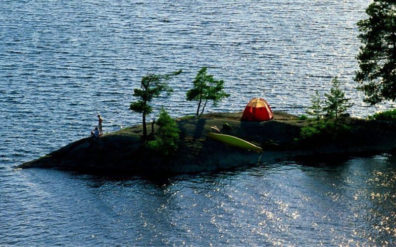 Best campsites europe