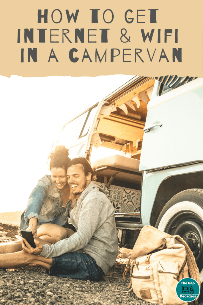 How to Get Internet & Wifi in a Campervan