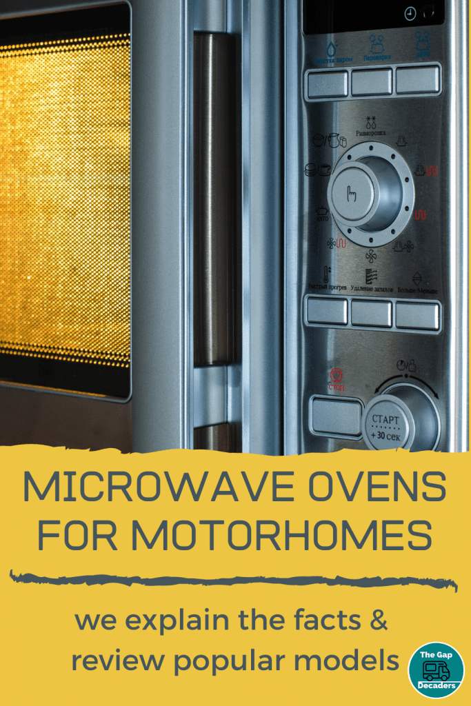 Motorhome Microwave Facts and reviews