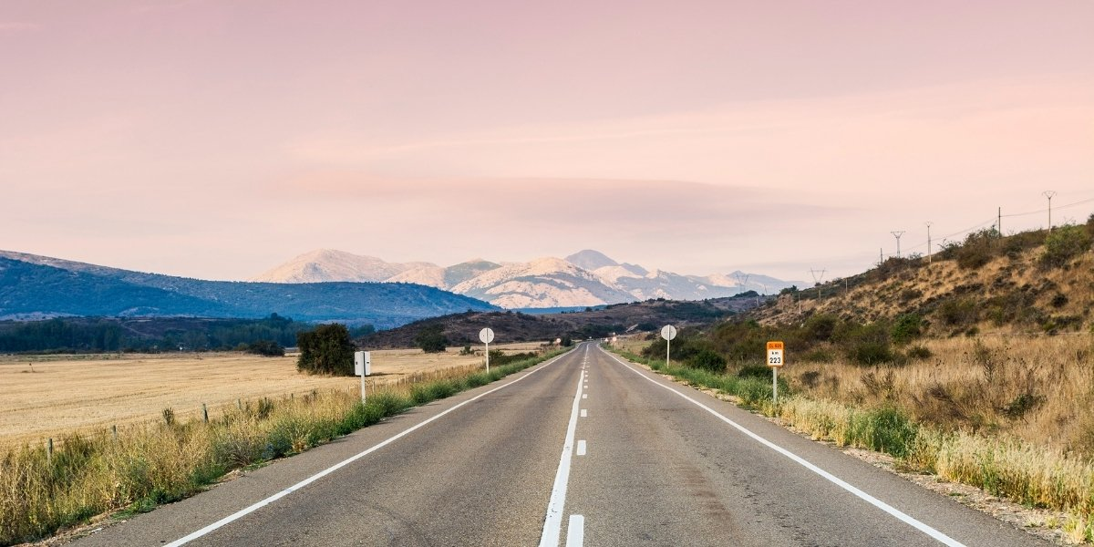 road trips Spain