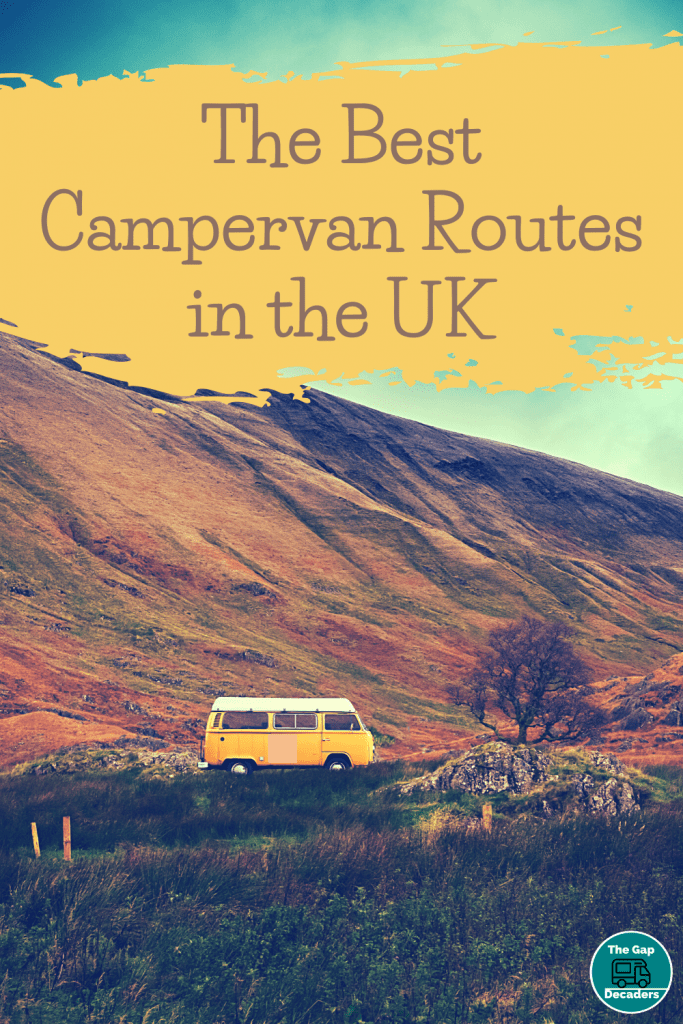 Best Campervan Routes UK