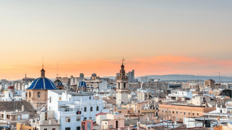 Valencia to Alicante east coast of Spain itinerary