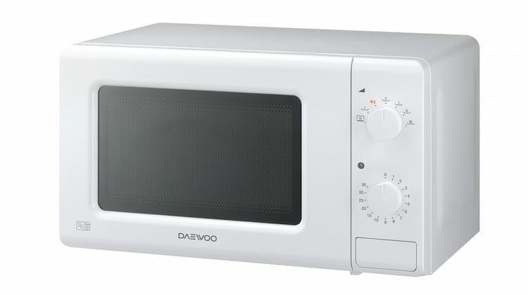 Daewoo qt microwave