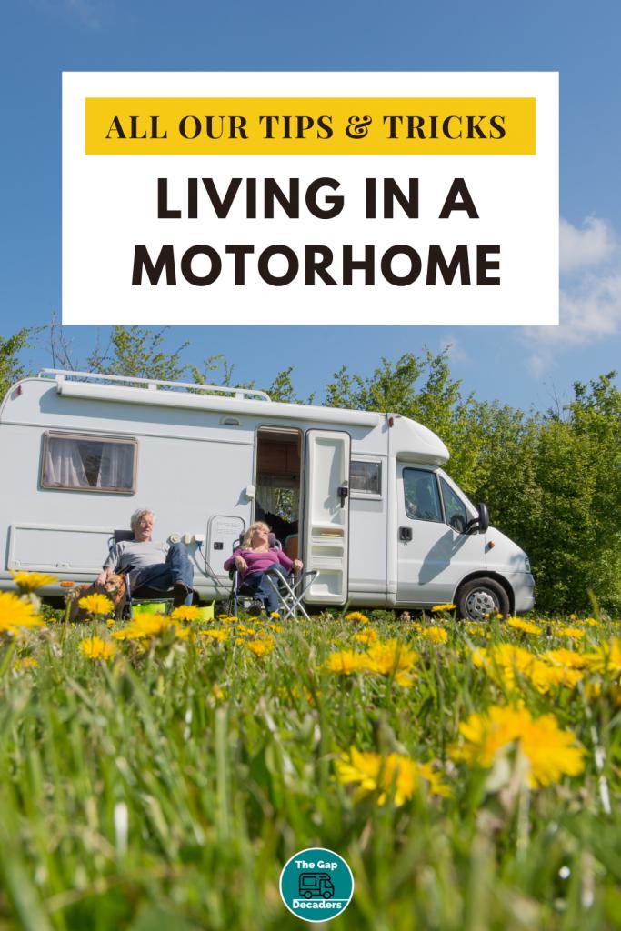 living in a motorhome full time UK