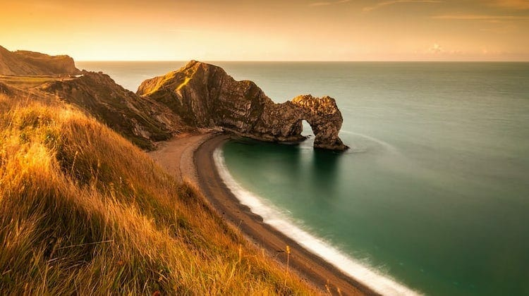 campervan itinerary uk