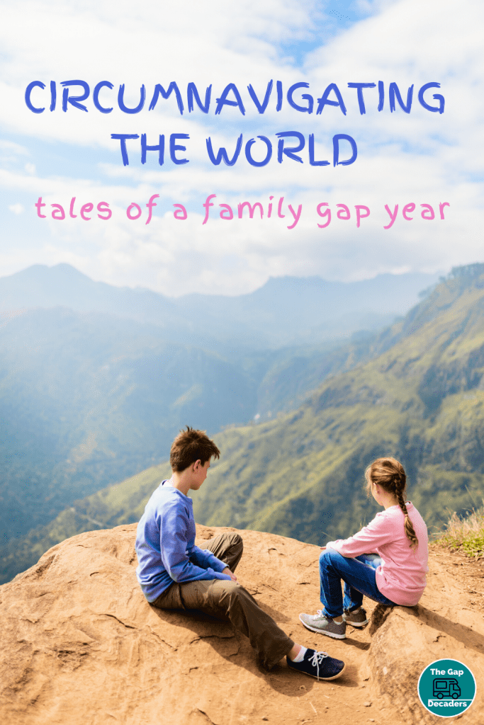 Tales of a Family Gap Year