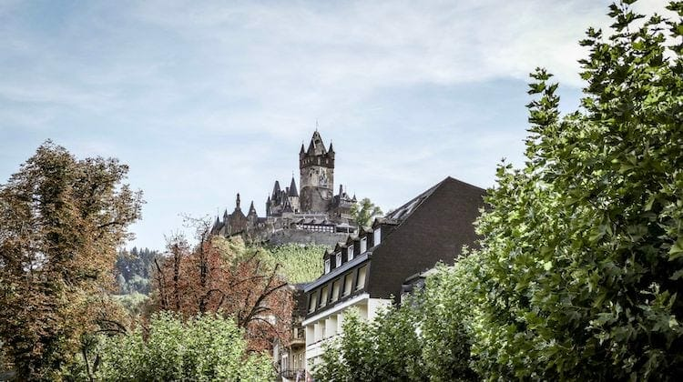 Cochem Castle one of the best places to visit Germany