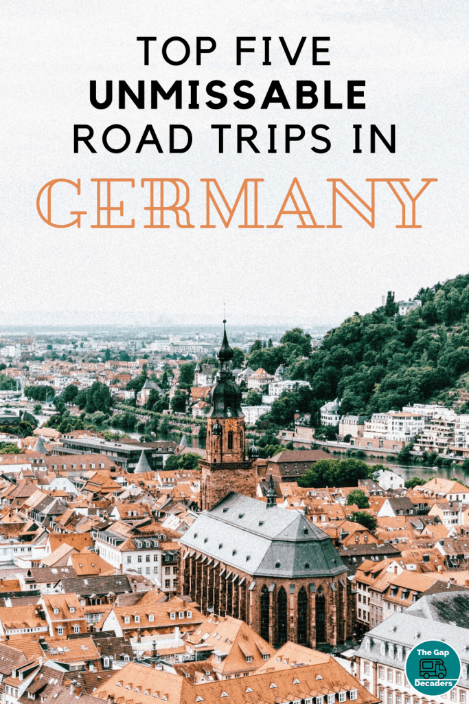 Top Five Unmissable Road Trips in Germany