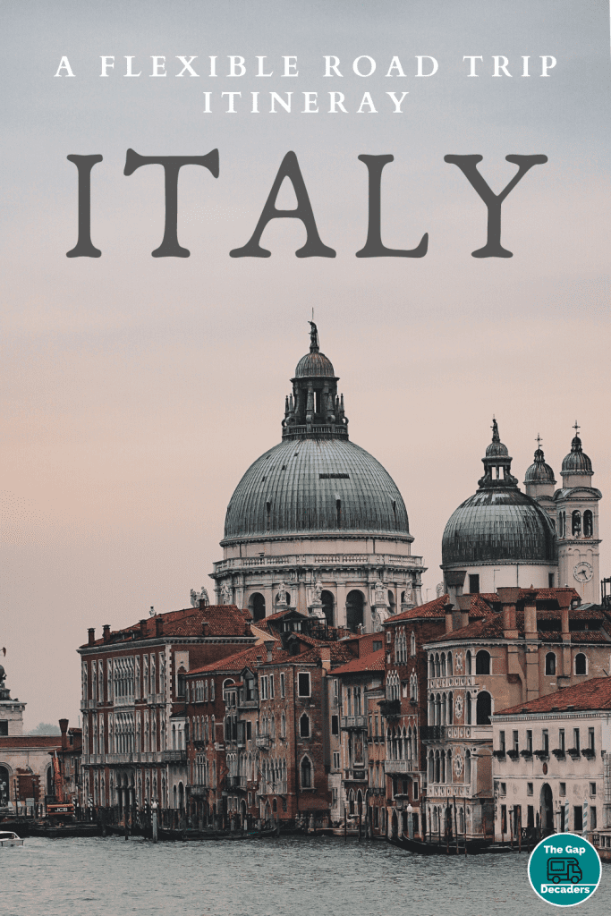 A Flexible Road Trip Itinerary Italy