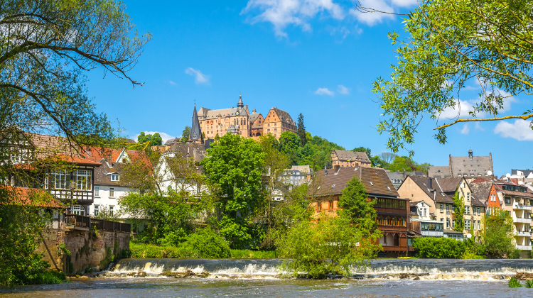 Marburg on the Fairy Tale Road Trip in Germany