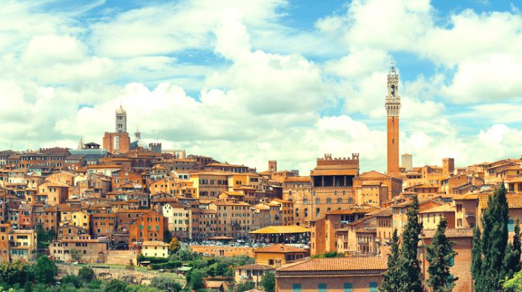 Siena a must see on Italy road trips