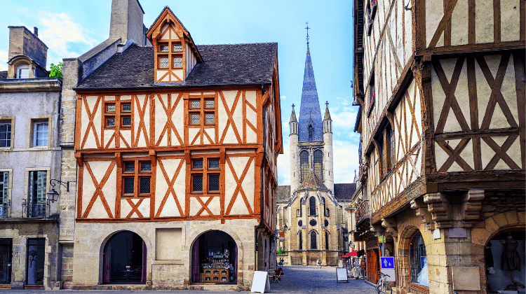 Dijon, one of the underrated cities in France