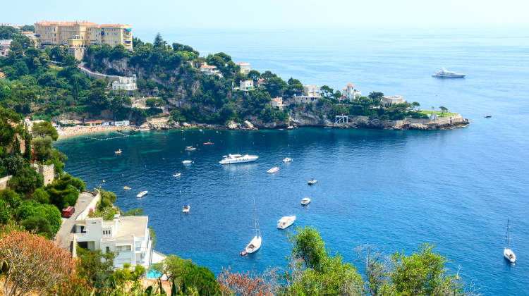 Cap d'Ail, off the beaten path French Riviera