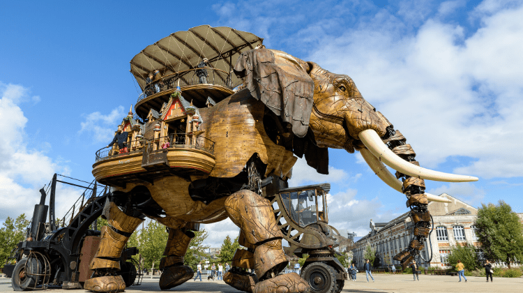 Nante tours, a great alternative to Bordeaux tours