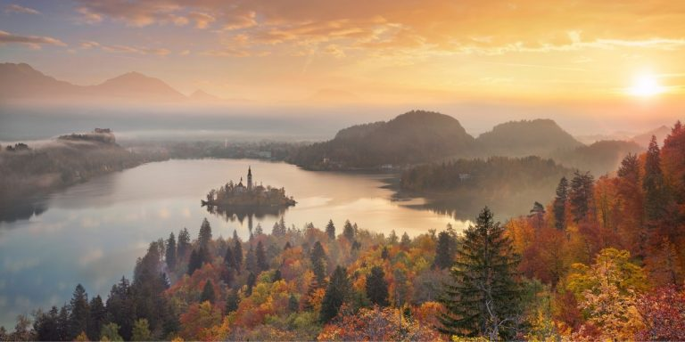 The Best Destinations for Autumn Europe