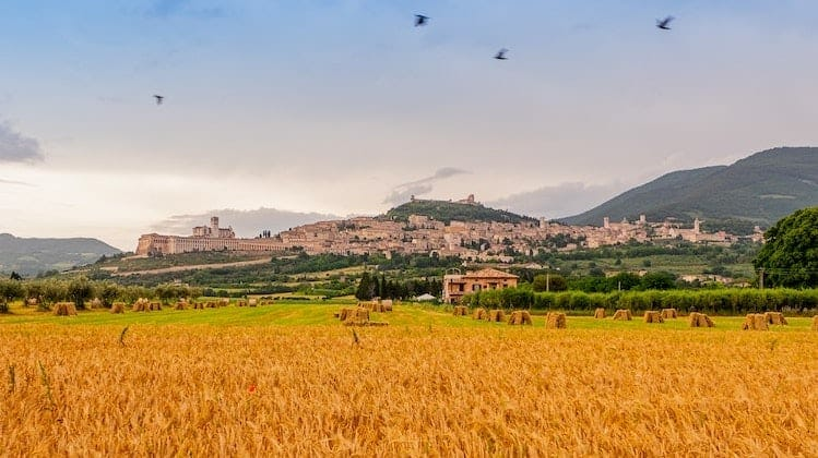 Assisi a must see on your road trip Italy 2 weeks