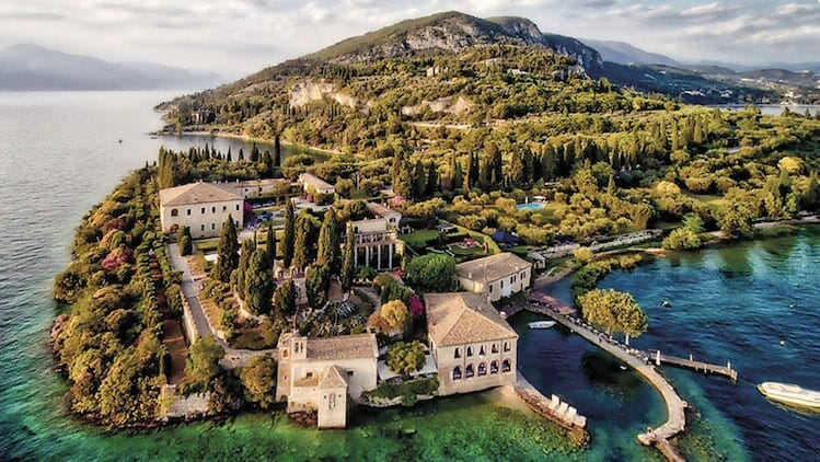 One of the best places to stay on a road trip Italy