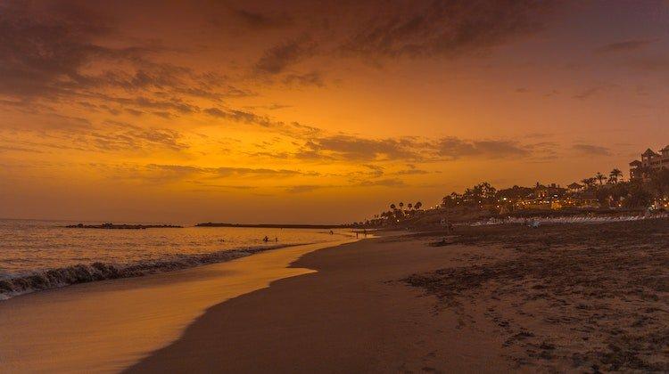 Canary Islands sun Europe