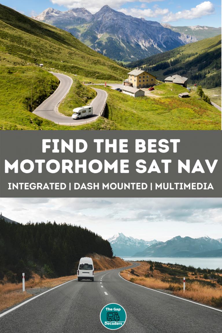 best Garmin GPS for motorhomes