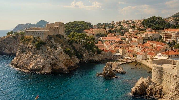 winter sun destinations Europe, Dubrovnik