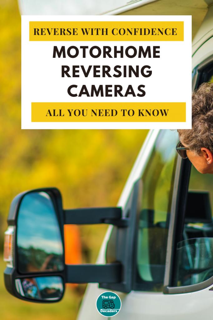 reversing cameras for motorhomes