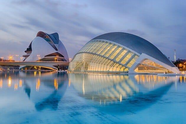 Valencia, a perfect Europe winter city break