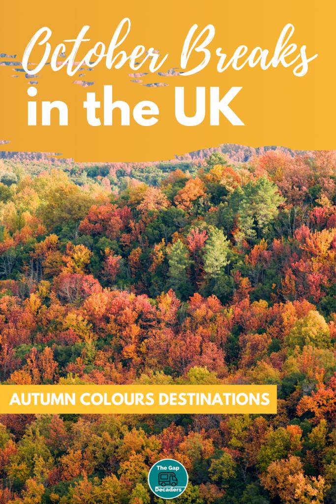October breaks UK