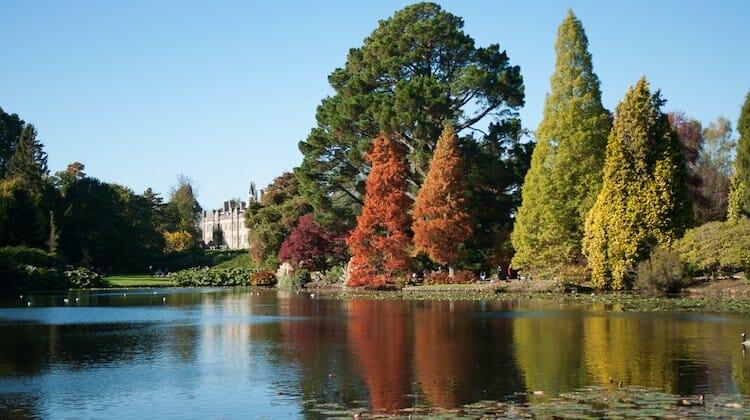 Sheffield Park Gardens, good for UK getaways October