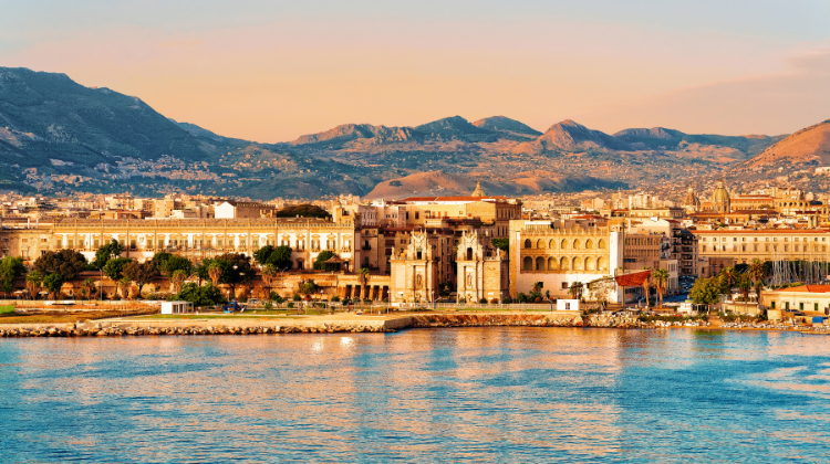 36 hours in Palermo