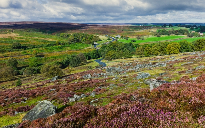 North Yorkshire perfect for holidays weekend breaks