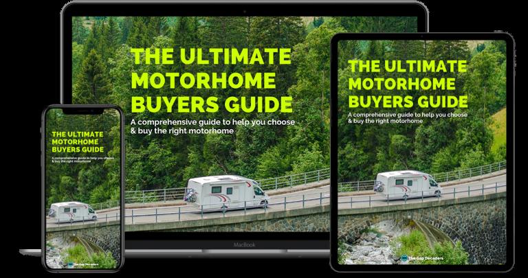 the ultimate motorhome buyers guide uk
