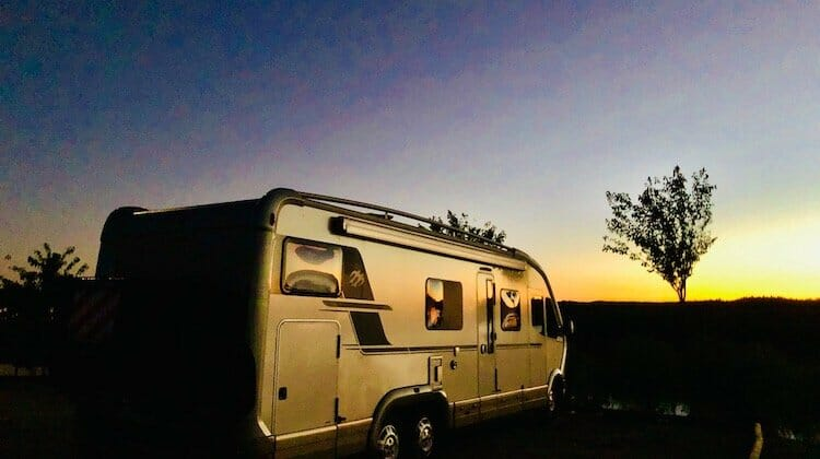 living in a camper in Europe you need the right motorhome accessories