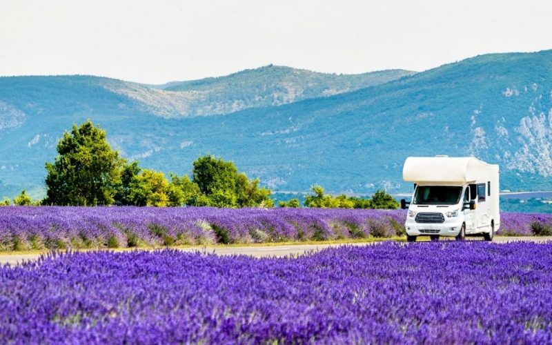 cost of travelling europe in a campervan