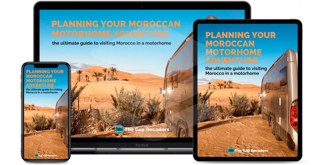 motorhome morocco ebook