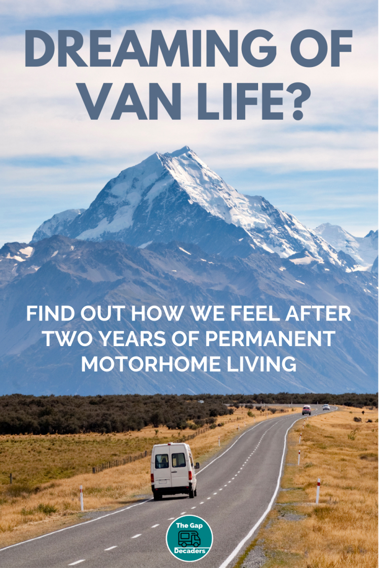pros and cons of living in a motorhome