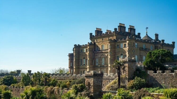 Culzean Castle, a must see on any Scotland driving holiday