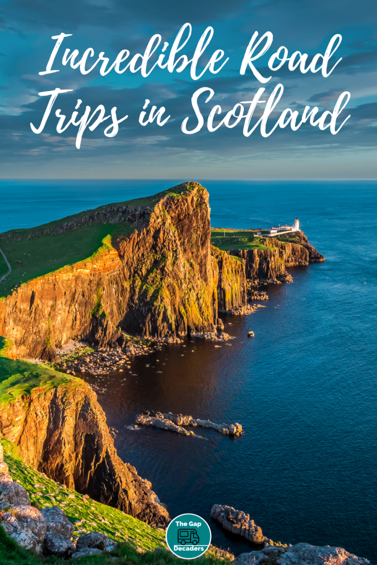 The best road trips in Scotland