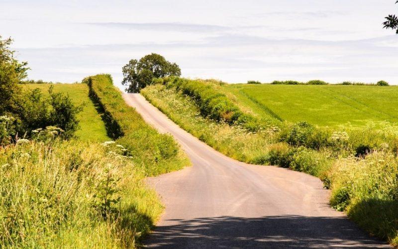 England south coast road trip UK