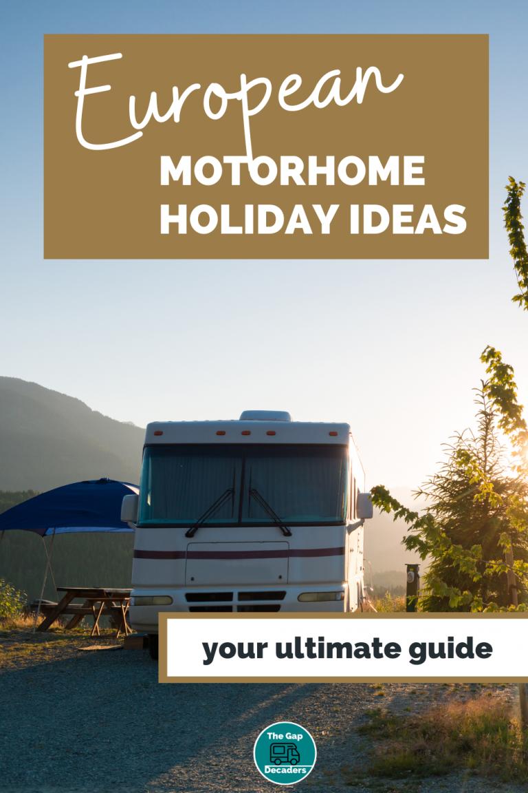 campervan holidays europe