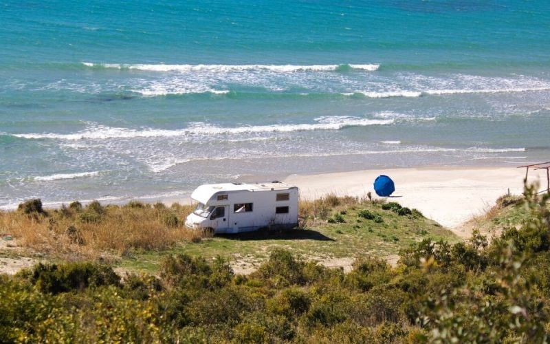 How to Wild Camp in a Motorhome