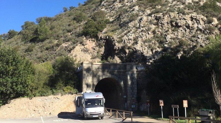 motorhoming in Spain