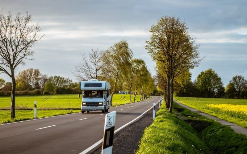motorhome travel in Germany essential facts