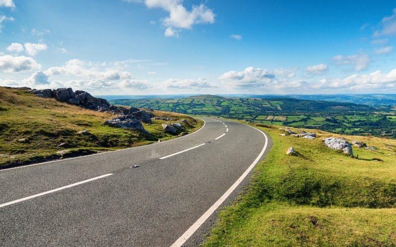 road trip Wales