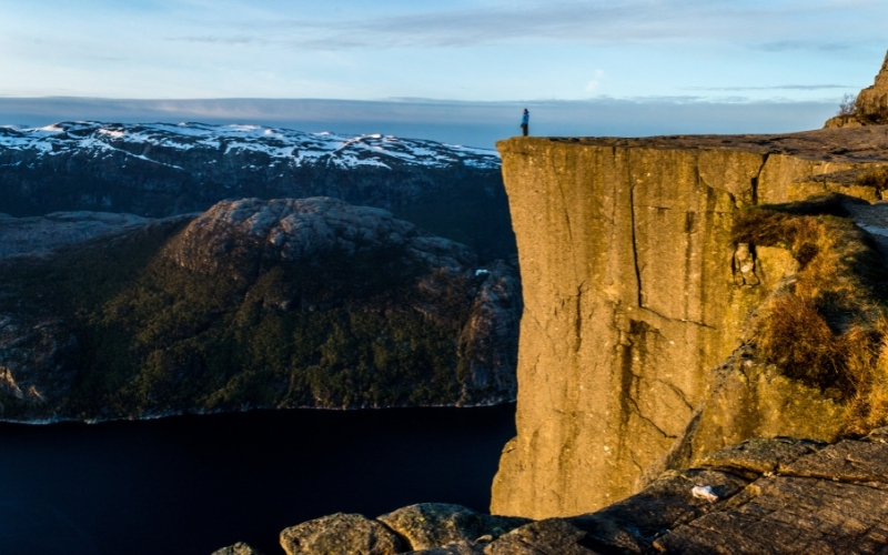 Preikestolen - a must do on any Norway roadtrip