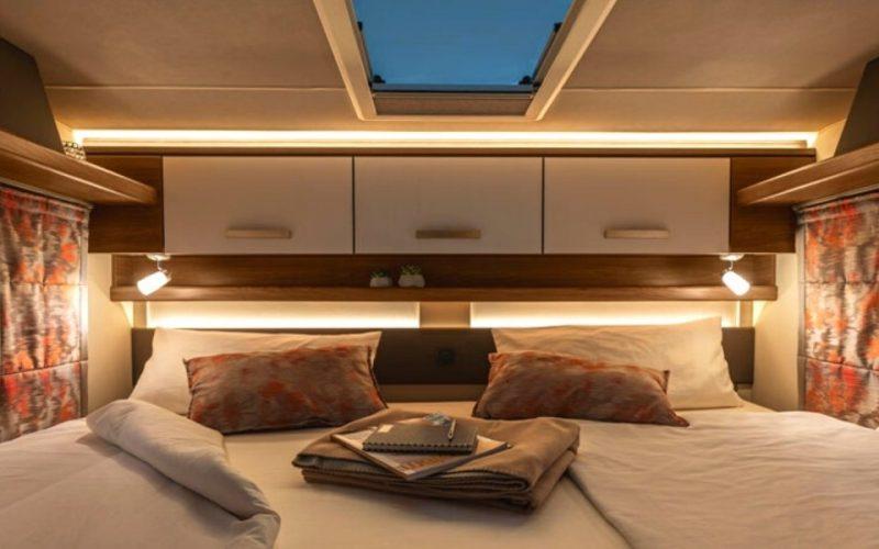 motorhome and campervan bedding