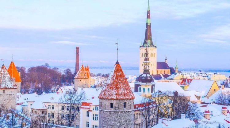 Tallinn, a top Europe winter vacation destination